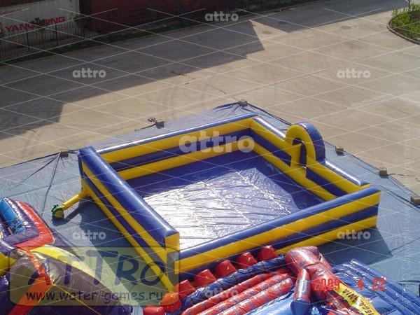 Арена для бамперных шаров