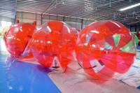 Водный шар (цветные секции), аквазорб ТПУ 0.9 мм
